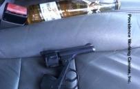 Handgun & Beer