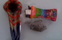 Pipe & Marijuana