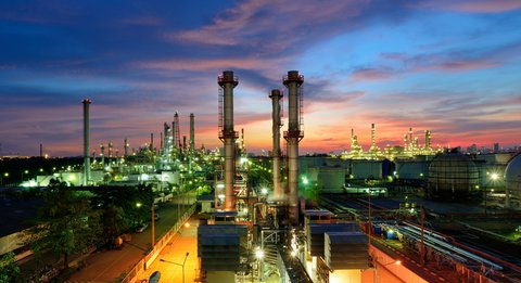 Oil & Gas Refineries